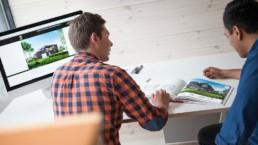 Bør du velge arkitekttegnet hus eller kataloghus?